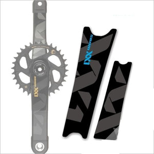 SRAM XX1 Crank protection Stickers for Mountain bike