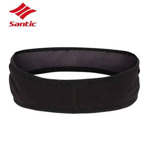 Santic Headband Outdoor Sports Windproof Thermal Fleece Running Cycling