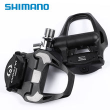 Load image into Gallery viewer, Shimano PD-R8000 Professional Platform Pedals SPD-SL System Ultralight