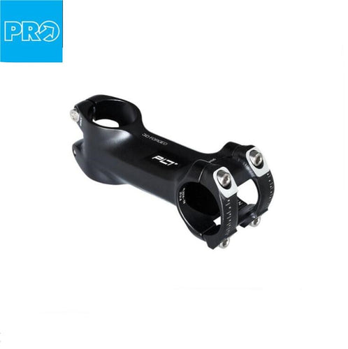 Shimano PRO PLT Stem Bike Stem 3D Forged AL-2014  Black Stem Clamping Ring