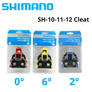 Shimano SPD SL Road Pedals Cleats  Ace SM-SH11 SH-10 SH-12
