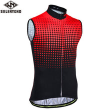 Load image into Gallery viewer, Siilenyond Flour Green Sleeveless Cycling Vest