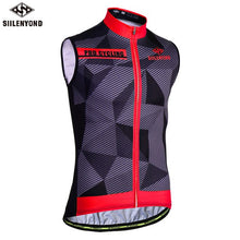 Load image into Gallery viewer, Siilenyond Sleeveless Cycling Bike Wear Clothes Vest