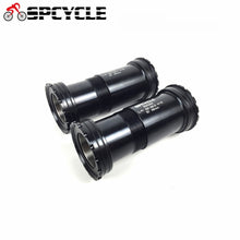 Load image into Gallery viewer, Spcycle BB386 EVO PF30 30 bicycle Press Fit Bottom Brackets Axle