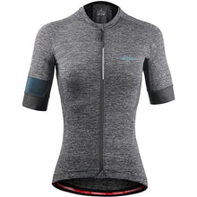 Load image into Gallery viewer, Summer Ice Silk Cycling Jersey Spring Women Short Sleeved Riding Bicycle  g