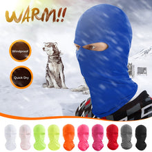 Load image into Gallery viewer, Winter Cycling Face Mask Outdoor Bike