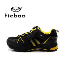 Load image into Gallery viewer, TIEBAO  Cycling Shoes Men Self-locking Bicycle Bike Cycling Shoe