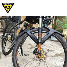 Load image into Gallery viewer, TOPEAK 26 27.5 29 inch MTB mudguard bicycle front rear fender
