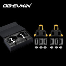 Load image into Gallery viewer, Top Cycling Self-locking Pedals Bicycle using for racing  PD002 OG-EVKIN