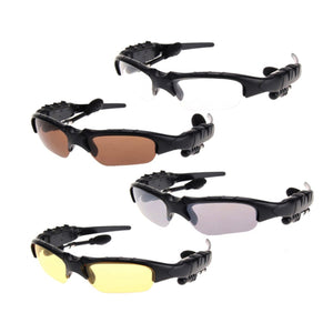 Unisex Smart Digital Bluetooth Sunglasses HD Glasses Mountain Bike Riding