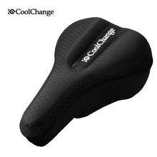 Load image into Gallery viewer, Universal Soft Bike Saddle Cover Bike Seat Cover