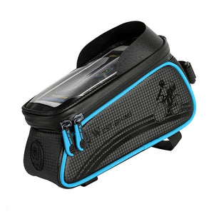 WEST BIKING Bicycle Bag Cycling Top Front Tube Frame Bag