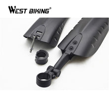 Load image into Gallery viewer, WEST BIKING Bicycle Mudguard Mountain Bike Fenders Set