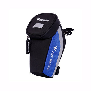 WEST BIKING Bicycle Saddle Cycling Tail Bag Reflective