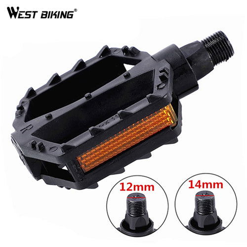WEST BIKING Bike Pedals For Children Ultralight Kids Cycling Pedals