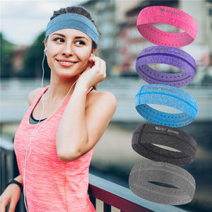 WEST BIKING Cycling Headwear Sweatbands Breathable Antiperspirant bands Unisex