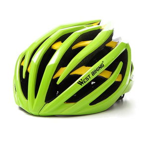 WEST BIKING Cycling Safety Bicycle Helmet, Dial Fit Adjustable Two Layers
