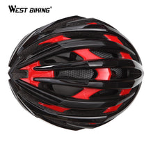 Load image into Gallery viewer, WEST BIKING Cycling Safety Bicycle Helmet, Dial Fit Adjustable Two Layers