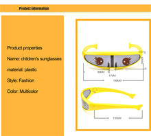 Load image into Gallery viewer, WEST BIKING Kids Bicycle Glasses PC UV400 Cycling Eyewear Bike