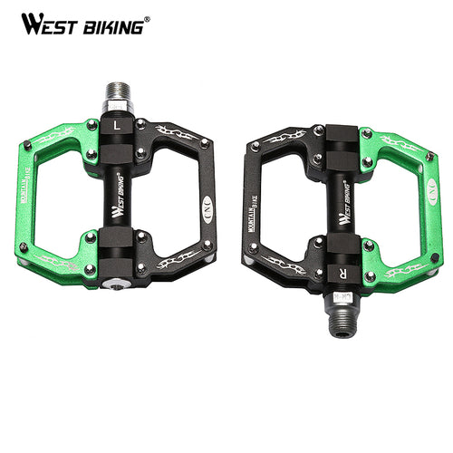 WEST BIKING MTB Mountain Bike Pedal Cycling Pedal Light Cross Country D