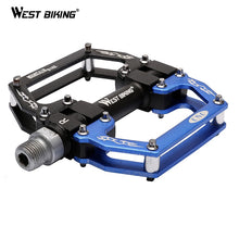 Load image into Gallery viewer, WEST BIKING MTB Mountain Bike Pedal Cycling Pedal Light Cross Country D