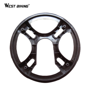 WEST BIKING Mountain Bike Chain Wheel Dental Plate Support