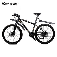 Load image into Gallery viewer, WEST BIKING Quick Release Mountain Bike Fenders 2PCS Front Rear