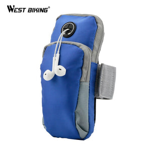 WEST BIKING Bag Sport Suit for All Kinds of Mobile Phone Cycling Tool