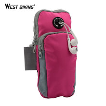 Load image into Gallery viewer, WEST BIKING Bag Sport Suit for All Kinds of Mobile Phone Cycling Tool