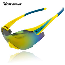 Load image into Gallery viewer, WEST BIKING Sports Bicycle Glasses Bicicleta Mountain Bike Cycling Eyewear
