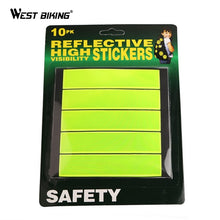 Load image into Gallery viewer, WEST BIKING Super Bright Bicycle Night Cycling Safety Reflective Stickers