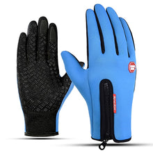 Load image into Gallery viewer, WEST BIKING Winter Warm Cycling Gloves Touch Screen