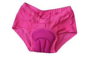 WEST BIKING Women Cycle Underwear 3D Padded Bicycle