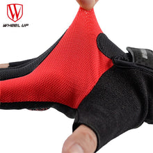 Load image into Gallery viewer, WHEEL UP Racing Sport Cycling Gloves Half Finger MTB Bicycle Gloves Gel Pad