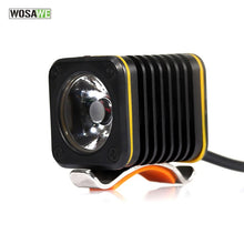 Load image into Gallery viewer, WOSAWE Bike Light Cycling Bicycle T6 LED HeadLight Waterproof Handlbar USB