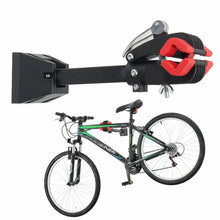 Load image into Gallery viewer, Wall Mount Heavy Duty Bicycle Mechanic Folding Clamp