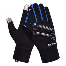 Load image into Gallery viewer, Weimostar Autumn Winter Warm Touch Screen Cycling Gloves Full Finger
