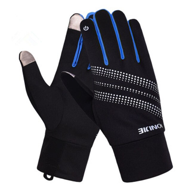 Weimostar Autumn Winter Warm Touch Screen Cycling Gloves Full Finger