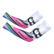 Load image into Gallery viewer, Weimostar Cycling Arm Warmers Women Sun Protection Cycling Sleeve