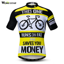 Load image into Gallery viewer, Weimostar Cycling Jersey 2019 pro team Bicycle Clothing Summer