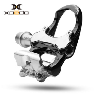 Wellgo XRF07MC 235g magnesium alloy Road Bicycle clipless Pedals