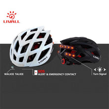 Load image into Gallery viewer, LIVALL HB60  Smart Cycling Helmet Multifunction EPS Ultralight