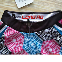 Load image into Gallery viewer, Women's Cycling Jerseys LONG AO classic bicycle jersey Team bike short sleeve