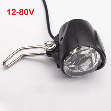 Load image into Gallery viewer, WuXing 12V - 80V E-Bike Universal LED Front Light