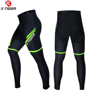 X-TIGER Spring 5D Pad Breathable MTB Trousers
