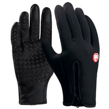 Load image into Gallery viewer, X-TIGER Touch Screen Bike Gloves Winter Thermal Windproof Warm