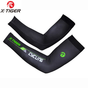 X-Tiger Anti-UV Cycling Armwarmer Summer Breathable