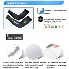 Load image into Gallery viewer, X-Tiger Anti-UV Cycling Armwarmer Summer Breathable