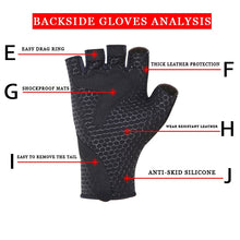 Load image into Gallery viewer, X-Tiger Cycling Gloves Outdoor Protect MTB Bike Gloves Washable Breathable