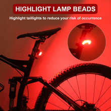Load image into Gallery viewer, XC USHIO USB Rechargeable Bicycle Light Wireless Smart Remote